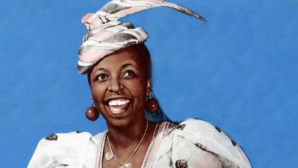 Picture for Black History Month: Singer, Oscar-nominated actress Ethel Waters broke barriers