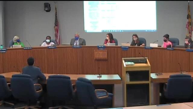 Cover for Parents fight back at Board of Education meeting in Anne Arundel County