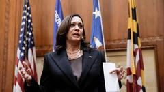 Cover for Gov. McMaster responds to news that VP Kamala Harris will visit Greenville