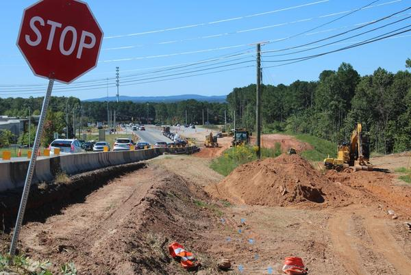 Picture for Ga. 20 widening on track to finish first phase by the end of 2022, GDOT says