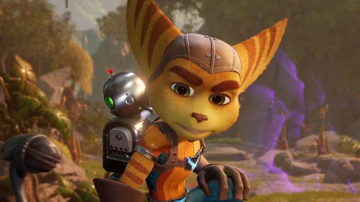 Insomniac Games Reveals Ratchet Clank Rift Apart For The Sony