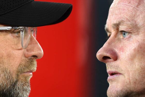 Picture for Jurgen Klopp vs Ole Gunnar Solskjaer - Which manager has spent more money on player transfers?