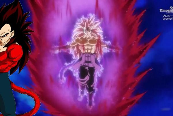 Picture for Dragon Ball Teases the Advent of Super Saiyan 4 Rose