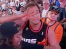 Picture for 'Suns in 4' fan fight guy goes viral after sweep
