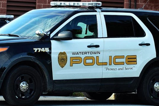 Picture for Watertown man arrested for fleeing police, striking utility pole, possessing drugs