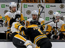 Picture for Bruins notebook: Trent Frederic earns another look