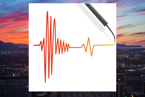 Picture for Did you feel it? 3.3 magnitude earthquake reported in central Utah