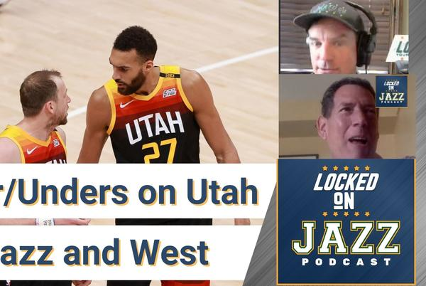 Picture for The Utah Jazz are the boring team. Utah Jazz over/under with Chuck Cooperstein