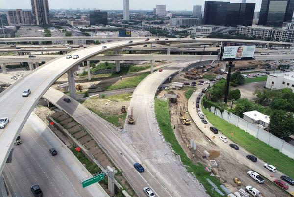 Picture for Houston's Southwest Freeway to close for the next two weekends, TxDOT says