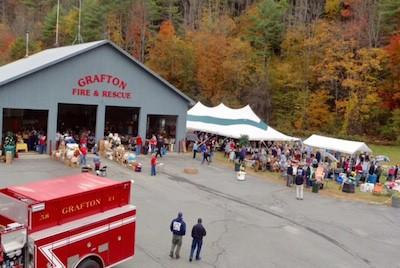 Picture for Grafton Firefighters Tag Sale returns