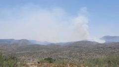 Cover for YCSO Provides Updates on Multiple Northern AZ Fires