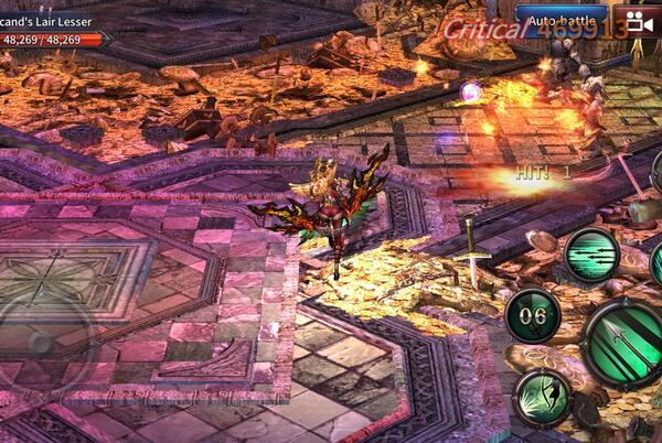 Picture for Shadowblood MOD APK (Mega Menu) Download
