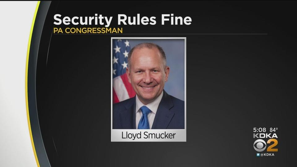 Picture for Pennsylvania Congressman Lloyd Smucker Fined $5,000 For Breaking Security Rules At U.S. Capitol