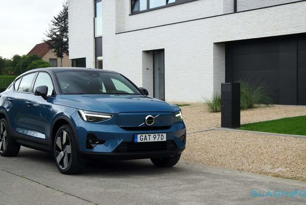 Picture for 2022 Volvo C40 Recharge First Drive