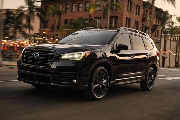Picture for The 2021 Subaru Ascent Isn't Reliable According to Consumer Reports