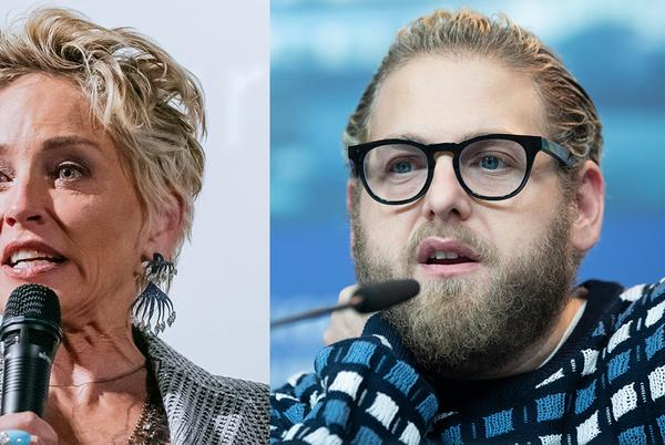 Picture for Sharon Stone draws backlash for Jonah Hill compliment following his request to 'not comment on my body'