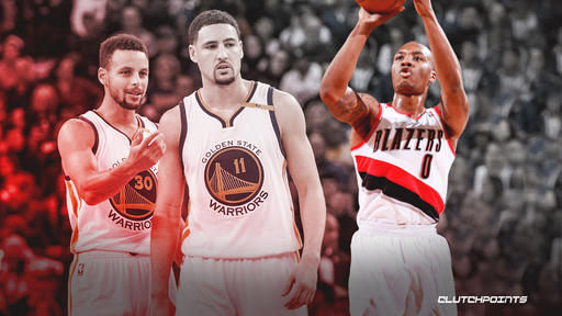 Blazers Damian Lillard Joins Splash Brothers After Knocking Down 11 3 Pointers Vs Nuggets News Break