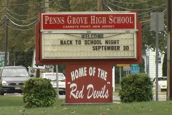 Picture for COVID case at Penns Grove High School prompts South Jersey football cancellations