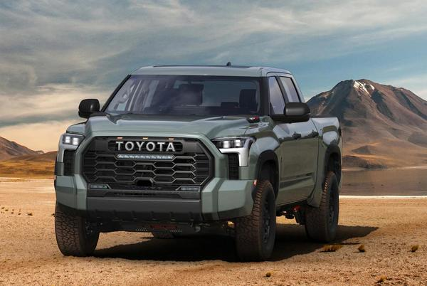 Picture for Desert-Bashing 2022 Toyota Tundra TRD Pro Is (Mostly) Better Than Ever