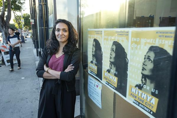 Picture for Recall bid targeting L.A. City Councilwoman Nithya Raman collapses