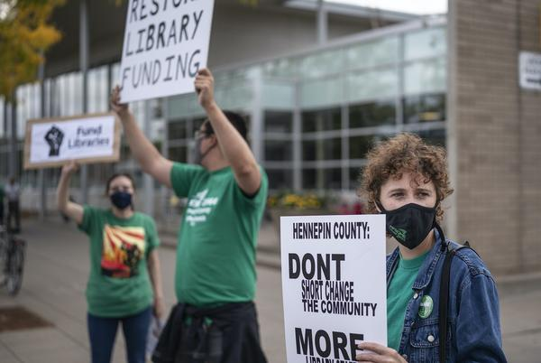 Picture for Hennepin County Library to increase hours of operation, but workers say there's not enough staff