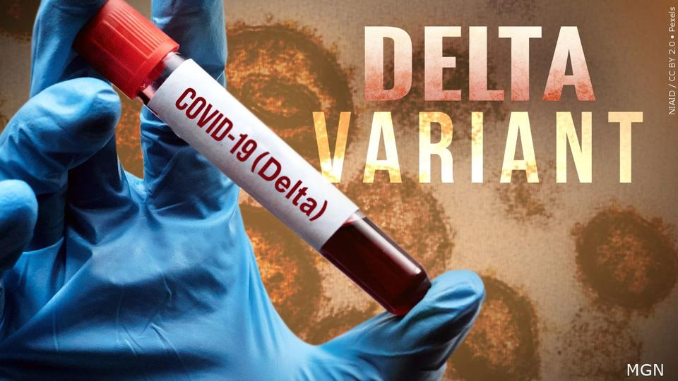 Picture for 3 cases of highly infectious Delta variant confirmed in El Paso