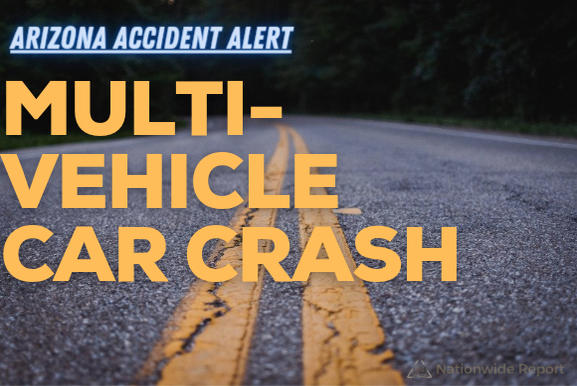 Picture for 1 person killed after a multi-vehicle accident on South Nogales Highway (Tucson, AZ)