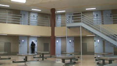 Cover for Before and After: How $10.3M has changed the Oklahoma County Jail