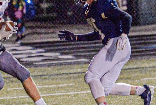 Picture for Prep Football: Patriots continue dominant run in rout of Grizzlies