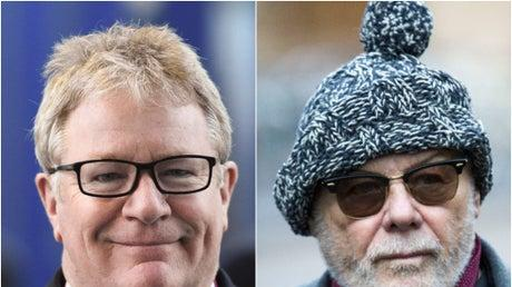Picture for Jim Davidson criticised for saying Gary Glitter is 'remorseful' and 'ready to start new life'