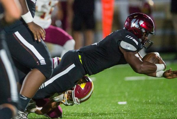 Picture for High school football, Week 4: Wagoner dominates Cleveland after slow start