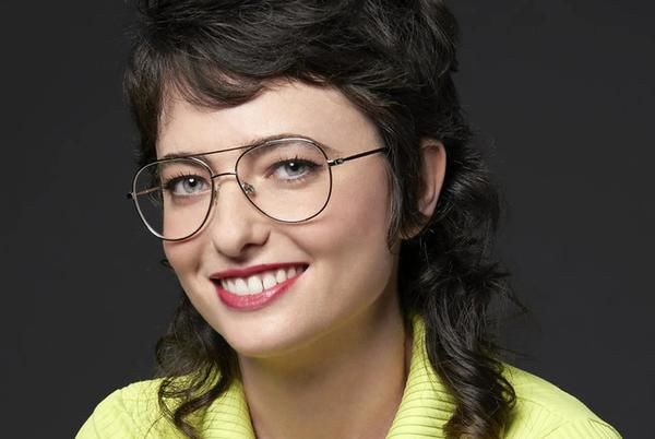 Picture for Sarah Sherman, weird comic from Chicago, joins 'SNL'