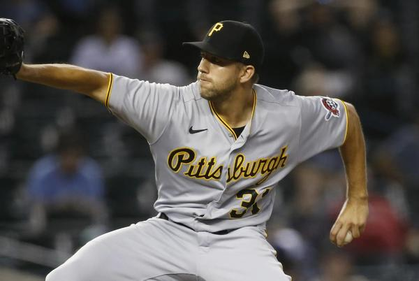Picture for Mariners acquire LHP Tyler Anderson from Pittsburgh Pirates