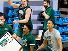 Picture for Athens' Court Street erupts as Ohio Bobcats men's basketball upsets Virginia in NCAA Tournament