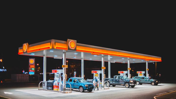 Cover for Save up to $0.86 per gallon - survey shows cheapest gas station in San Mateo