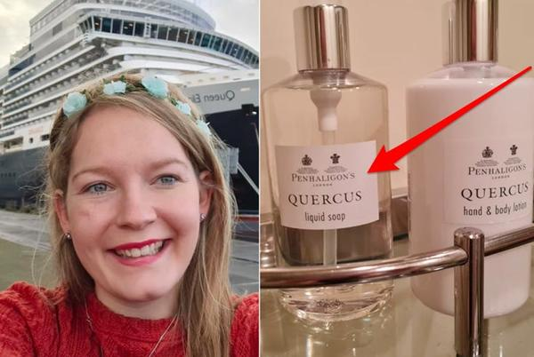 Picture for I spent 5 nights on Cunard's luxury Queen Elizabeth cruise ship. Here are all the hidden references to royalty I discovered on board.