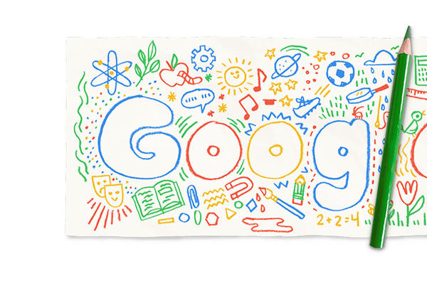 Picture for Google Doodle celebrates the first day of school 2021 across the globe