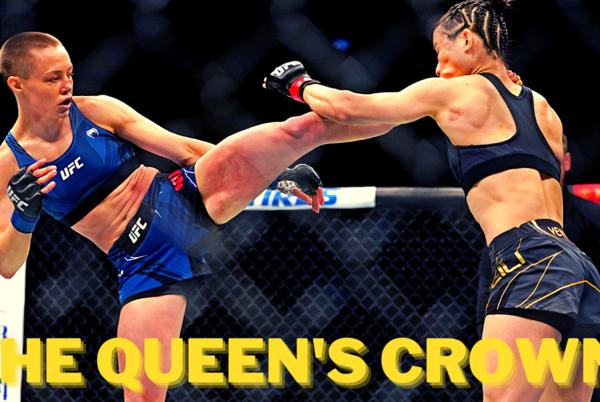 Picture for The Queen's Crown: Rose Namajunas Looking for Clean Sweep Against Zhang Weili