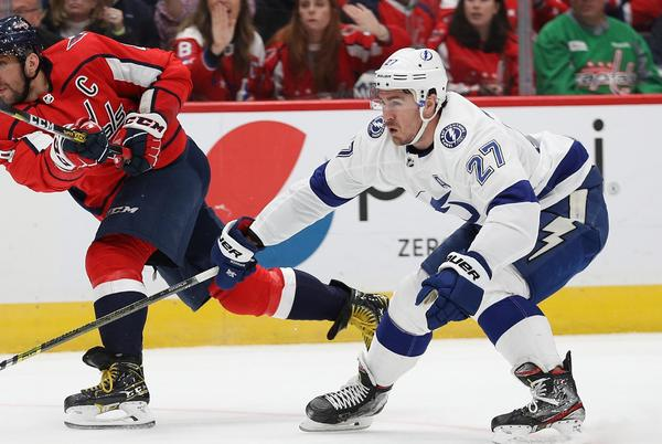 Picture for NHL On Tap: Ovechkin looks to stay hot when Capitals host Lightning