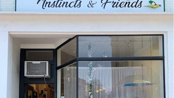 Cover for New Store Opened During Covid Winter