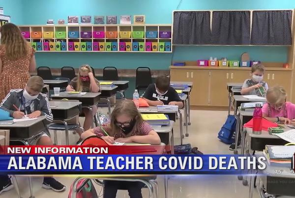 Picture for Alabama teachers keep dying from Covid-19, leaving behind grief and frustration inside schools