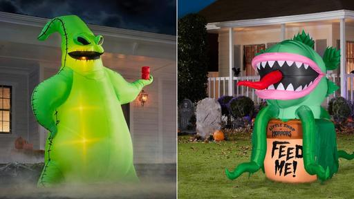 These 10 Halloween Inflatables From Home Depot Are Actually The Definition Of Epic News Break