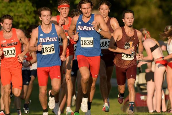 Picture for Blue Demons Complete Redbird Invite