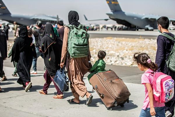 Picture for Arizona's welcome for Afghan refugees is inspiring. But what about asylum seekers?