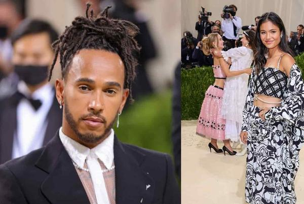 Picture for WATCH: US Open champion Emma Raducanu speaks about meeting Lewis Hamilton at Met Gala