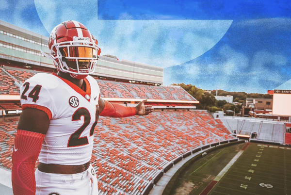 Picture for Mykel Williams Decommits from USC, Commits to Georgia