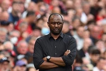 Picture for Patrick Vieira watched Amazon's documentary on Crystal Palace to get a greater understanding of the club's fierce rivalry with Brighton one month before he was appointed as manager