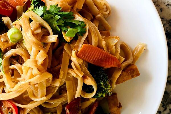 Picture for Vegan Pad Thai Recipe