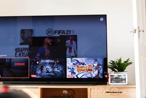 Picture for Stadia 3.38 preps 'Playability tips' and deeper Stadia Controller support in Android TV app