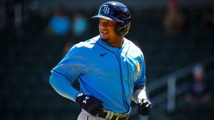 Picture for Rays call up top prospect Wander Franco